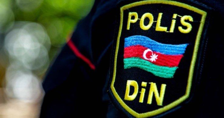 Azərbaycanda polis xidməti silahla özünü öldürdü