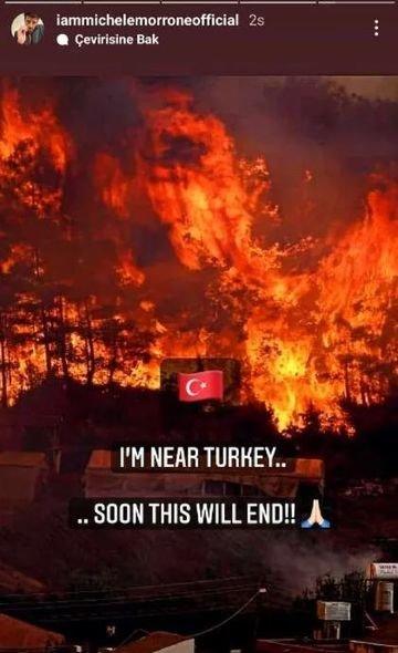 Məşhurlardan Türkiyəyə dəstək