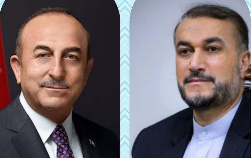 Çavuşoğlu iranlı həmkarı ilə telefonla
