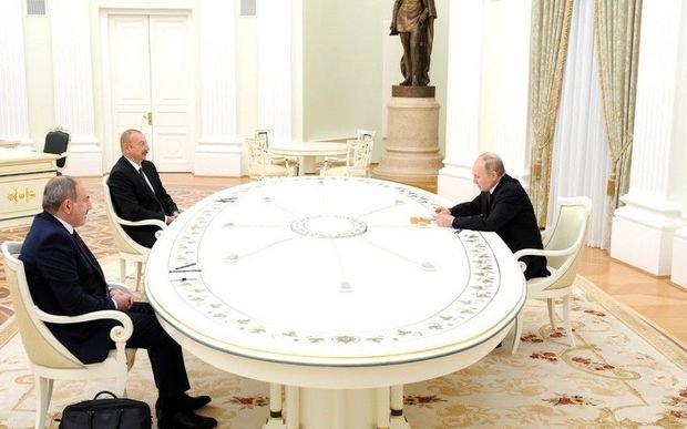 KİV: Ermənistan və Azərbaycan noyabrın 9-da Moskvada iki sənəd imzalayacaq
